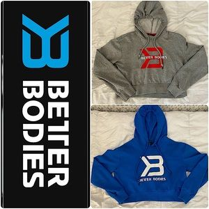 BETTERBODIES hoodies size Medium